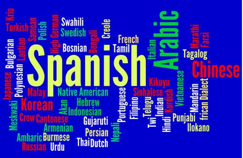 Languages Represented