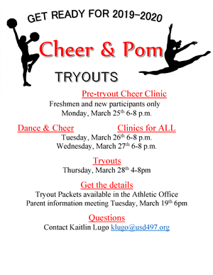 LHS SS Tryouts