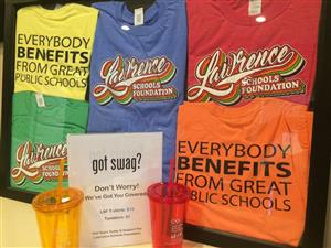 Lawrence Schools Foundation T Shirts