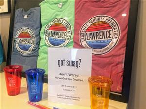 Purchase a Foundation shirt and tumbler and support our schools.