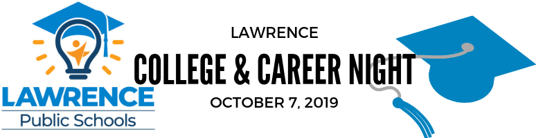 Lawrence College & Career Night October 7th 2017