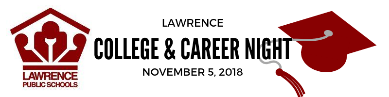 Lawrence College & Career Night November 5th 2017