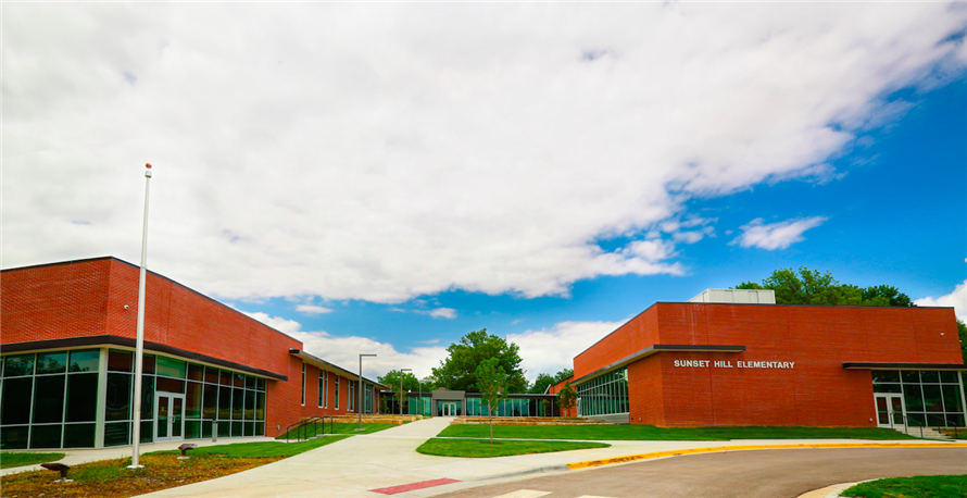 Sunset Hill Elementary School / Homepage