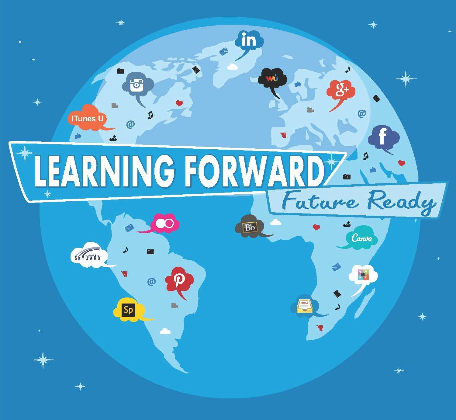 learning forward, future ready logo