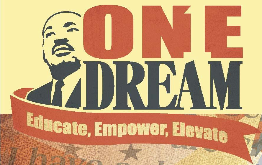 Martin Luther King Jr. One Dream